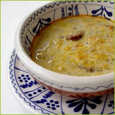 Lencsés korhelyleves Hungarian Cuisine, Hungarian Recipes, Hungarian Food, Most Nutritious Foods, Cheeseburger Chowder, Main Dishes, Oatmeal, Food And Drink, Soup