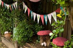 Fairy Party Birthday Party Ideas | Photo 1 of 25 | Catch My Party