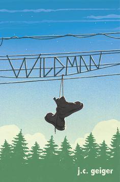 wildman design Maria Elias ilustration Jeff Ostberg
