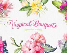 Floral wreath clipart watercolor clipart wedding clipart