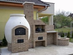 Attributes In Bbq Grilles Purchasing – Outdoor Kitchen Designs Pizza Oven Outdoor, Outdoor Cooking, Parrilla Exterior, Pergola, Wood Burning Oven, Diy Grill, Outdoor Kitchen Countertops, Wood Oven, Built In Grill