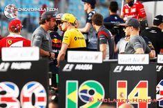 La FIA explica cómo deberá reforzarse la visibilidad de números en los coches  #F1 #Formula1 #RussianGP