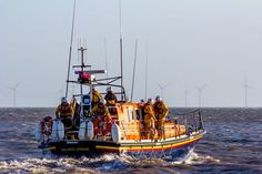 RNLI Skegness Lifeboat Photo by Michelle Yorke -- National Geographic Your Shot