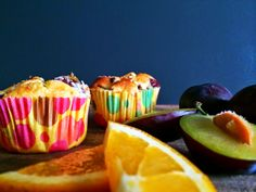 yummy muffins - go green - eat clean