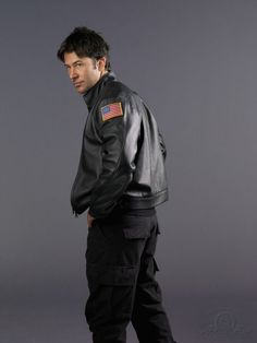 John Sheppard played by Joe Flanigan