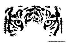Beautiful Tiger Eyes