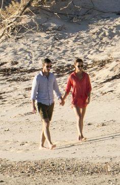 NEWLYWEDS Pippa Middleton and James Matthews continue to enjoy their honeymoon in Australia, ticking off bucket-list experiences.