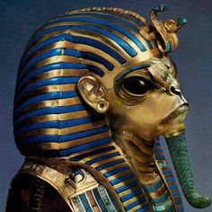 Alien Ancient Egypt Pharaohs Were Extraterrestrials