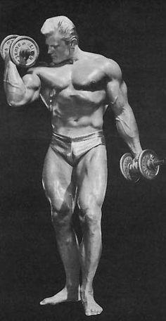 Dave Draper, Mr America 1965