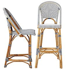 CHIC COASTAL LIVING: Sale Alert: SERENA & LILY bistro chairs bar stools