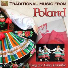 Ziemia Myslenicka Song And Dance Ensemble - Traditional Music From Poland (CD)