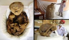 More Than 1,000 Year-Old Mummified Pre-Inca Baby Discovered In Peru (Video) http://b4in.org/qHdm