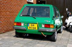 Innocenti Mini 120 Bertone Verte Green