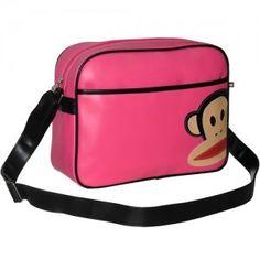 Paul Frank Shoulder Bag Pink 59