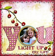 you light up my life by tammi