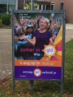 ´Zomer in Gelderland´ van Omroep Gelderland (2015) in #Wilp