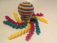 Dit inktvisje is gemaakt door Cecile Habraken.