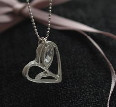 Pure Love necklace Love Necklace, Pendant Necklace, Necklaces, Pure Products, Silver, Jewelry, Jewlery, Jewerly, Schmuck