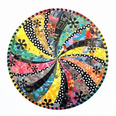dot 500 Plastic Bag Mandalas in plastics art accessories  with Upcycled Recycled Plastic
