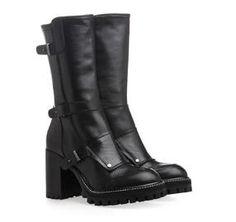 ΓΥΝΑΙΚΕΙΕΣ ΜΠΟΤΕΣ RAS (BLACK) Winter 2017, Fall Winter, Rubber Rain Boots, Biker, Brand New, Hot, Black, Women, Fashion