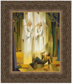 d05cb1f9792e The First Vision (29x24 Framed Art). Deseret Book. Pictures Of ChristLds  Temple ...