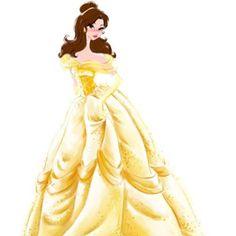 #ShareIG #disney #princess #watercolor #art #belle #beautyandthebeast  Artist: Jenny Chung
