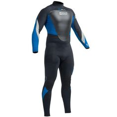 Gul Response 4/3mm Mens Blindstitch Steamer Wetsuit