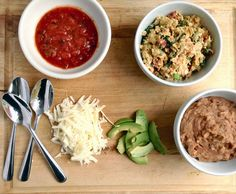 Get a Healthy Start with Veggie Scramble Breakfast Tacos