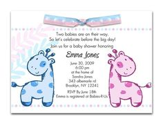 office baby shower invitation