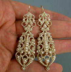 victorian pearl jewelry - Google Search
