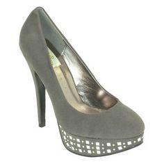 $29.99 7.5 High Heel Closed Women's Shoes, Platform Pumps, GREY Satin size 7.5 by Summer Rio, http://www.amazon.com/dp/B007TBHJIO/ref=cm_sw_r_pi_dp_L42rqb003RJ77