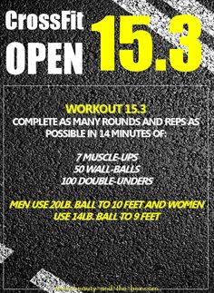 15.2 Recap & The Infamous Muscle-Up Returns in 15.3 - Beauty and the Box | Exploring CrossFit, Health and Real Food One Blog Post At A Time