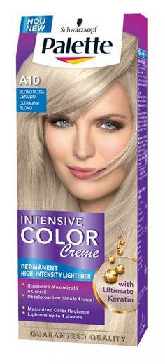 Vopsea de par Palette intensive color creme a10 blond cenusiu - 9.29 lei