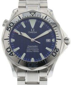 Omega Seamaster Professional 300M 2255.80.00 ERP44859 | Crown & Caliber