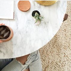 Spotted our Luna coasters in this perfectly styles shot by @michellesolobay
