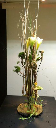 Bouquets go interior by Gregor Lersch