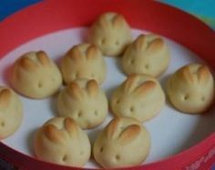 Humbow Bunny Buns: Coconut-filled cuteness!