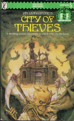 The City of Thieves