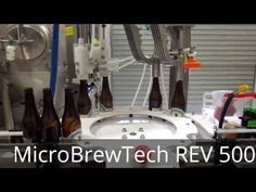 BEER BOTTLING MACHINE FOR MICROBREWERIES