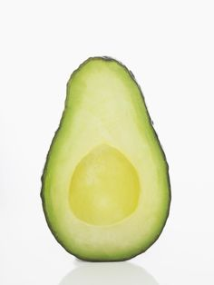 Avocado Face Mask for Dry Skin. Two ingredients. Honey for its antibacterial properties, and avocado for moisture.
