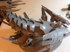 brass scorpion conversion - Google Search