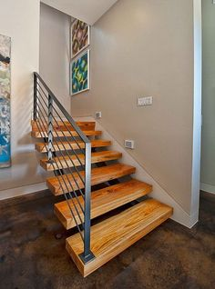 50 Amazing Staircase Ideas_18