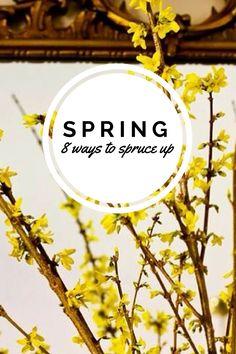 Spring | 8 ways to S