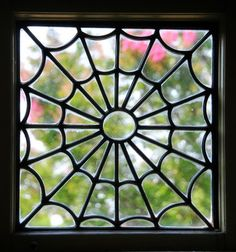 Winchester House window