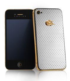 Позвольте себе большее! Подарите себе золотой телефон! iPhone от CAVIAR!