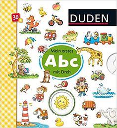 Duden: Mein Abc mit Dreh: ab 30 Monaten: Amazon.de: Elke Broska: Spielzeug