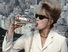 An Absolutely Fabulous Gif For Every Single Life Scenario