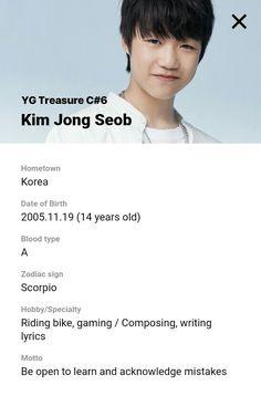 Yg Trainee, Writing Lyrics, Old Blood, Survival, Hyun Suk, Love My Boys, Pop Bands, Treasure Boxes, Yg Entertainment