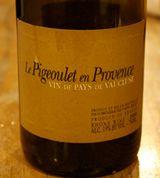 Vin de Pays de Vaucluse (Frédérick & Daniel Brunier) (imp. by Kermit Lynch)