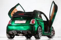 """Sportività da pelle d'oca, esclusività costruttiva ed un abito """"da città"""" sono i tratti salienti della nuova Romeo S, presentata dal costruttore Romeo Ferraris. Sotto sotto, è un vero Cinquone"""